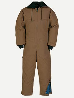 Big Bill Heavyweight Insulated Duck Coverall