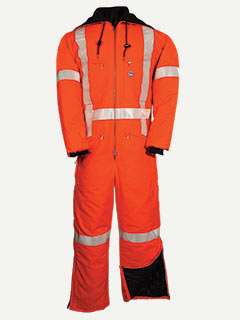 Big Bill Enhanced Visibility Insulated Duck Coverall