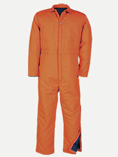 Big Bill Midweight Insulated Twill Coverall