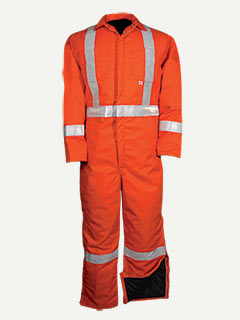 Big Bill Enhanced Visibility Insulated Twill Coverall