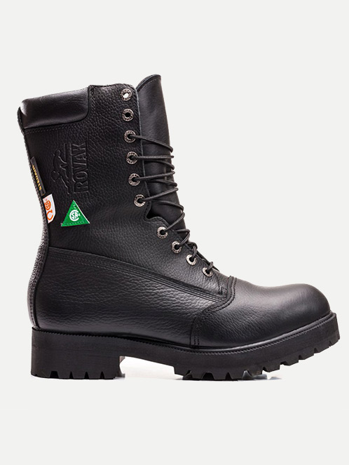 "Royer 12"" Waterproof ROVAK Boot with VIBRAM Sol"