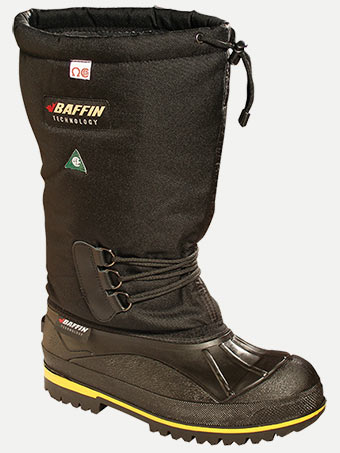Baffin James Bay Mens Extreme Cold Work Boots