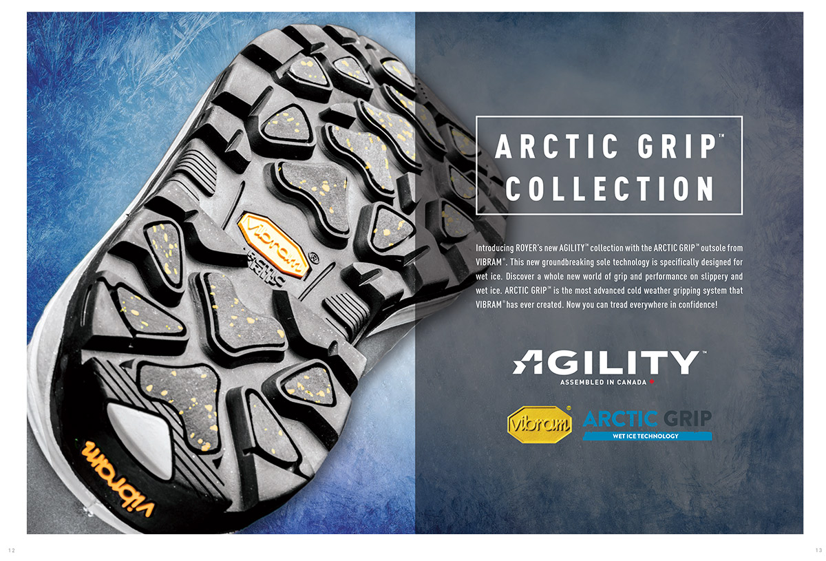 Royer Arctic grip