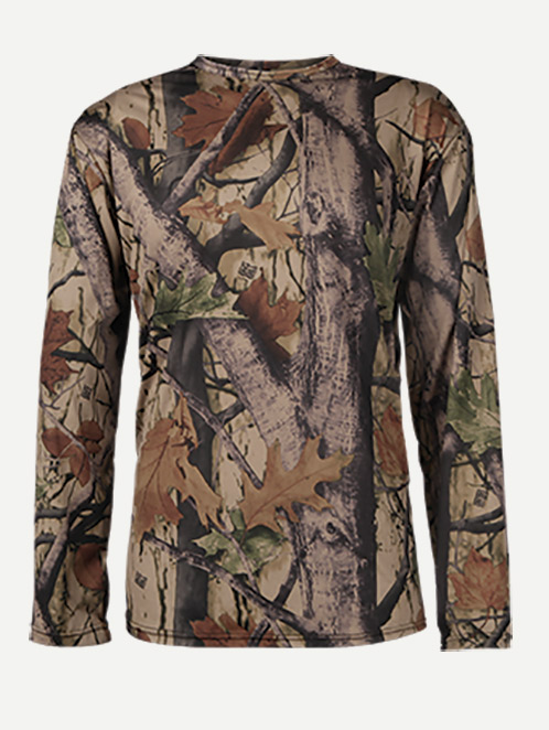 Big Bill Camouflage Exodry Long John Shirt Level 1