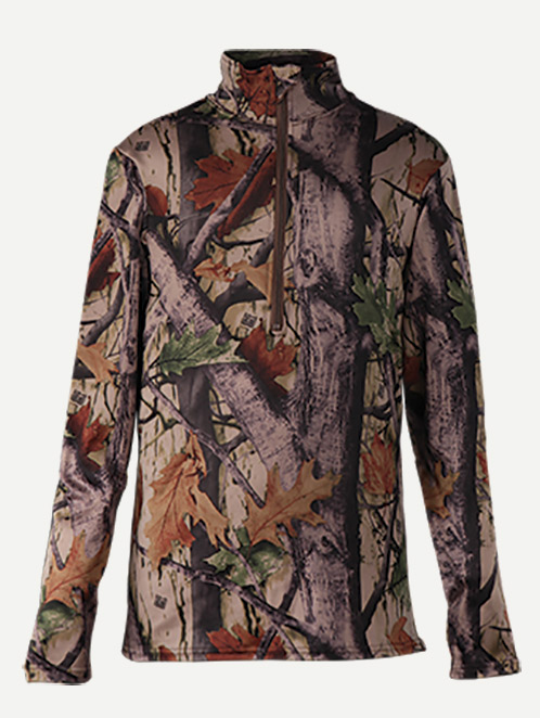 Big Bill Camouflage Exodry Long John Shirt Level 2