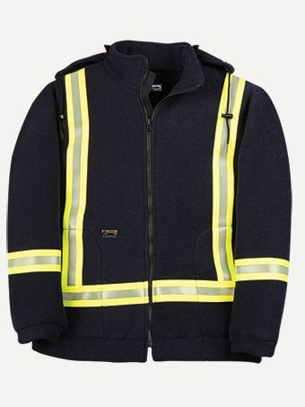 Big Bill 13 oz Polartec® Thermal FR® Hiviz Jacket Liner