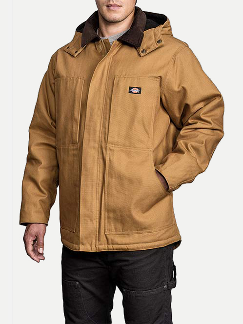 Dickies Premium Duck Hooded Jacket