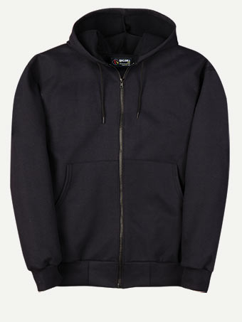 Big Bill 11 oz Westex™ Ultra Soft® Hooded Zip Sweatshirt