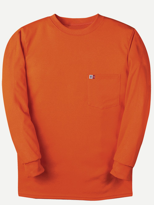 Big Bill 5.5 oz Westex® Truecomfort Knit FR Long Sleve T-Shirt