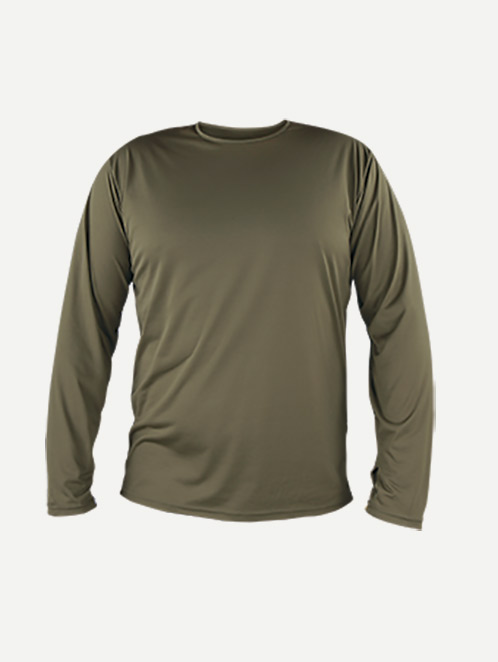 Big Bill Polartec Power Dry Long John Shirt Level 1
