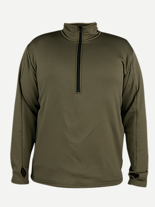 Big Bill Polartec Power Dry Long John Shirt Level 2