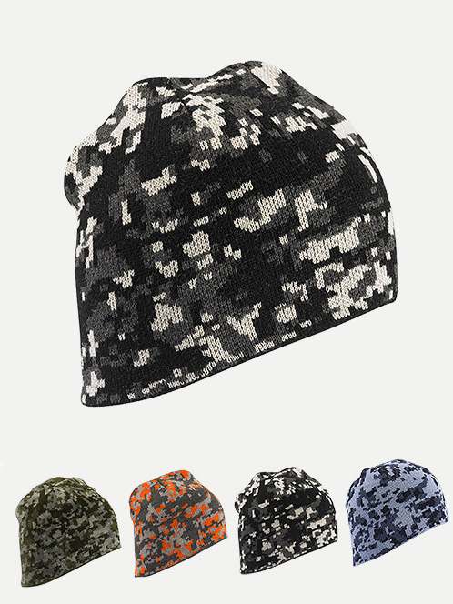 Wigwam Camo Backcountry Beanie