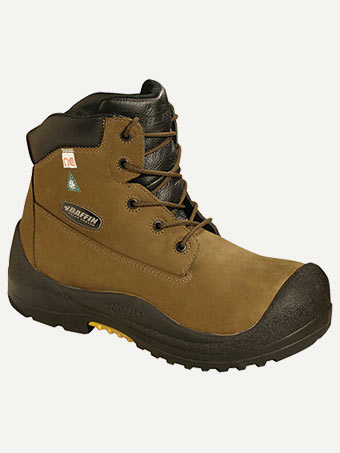 "Baffin Classic 6"" Work Boots"