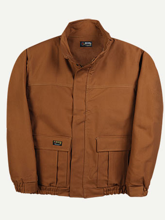Big Bill 11 oz Westex™ Ultra Soft® Unlined Bomber Jacket