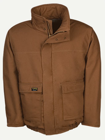 Big Bill 11 oz Westex™ Ultra Soft® Duck Winter Bomber Jacket