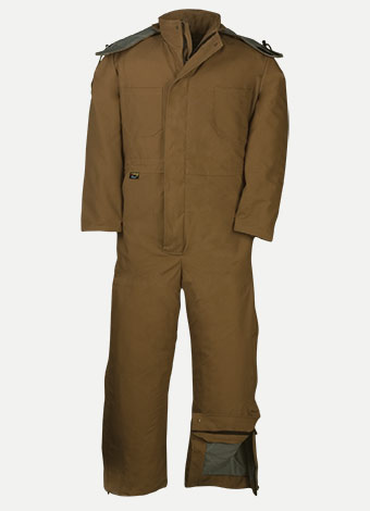 Big Bill 11 oz Westex™ Ultra Soft® Duck Insulated Coverall