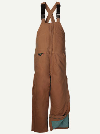 Big Bill 11 oz Westex™ Ultra Soft® Insulated Duck Bib Overall
