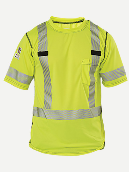 Big Bill Chemise HV Polartec Powerdry