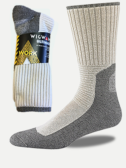 Wigwam At Work DuraSole Pro Sock (2 Pack)