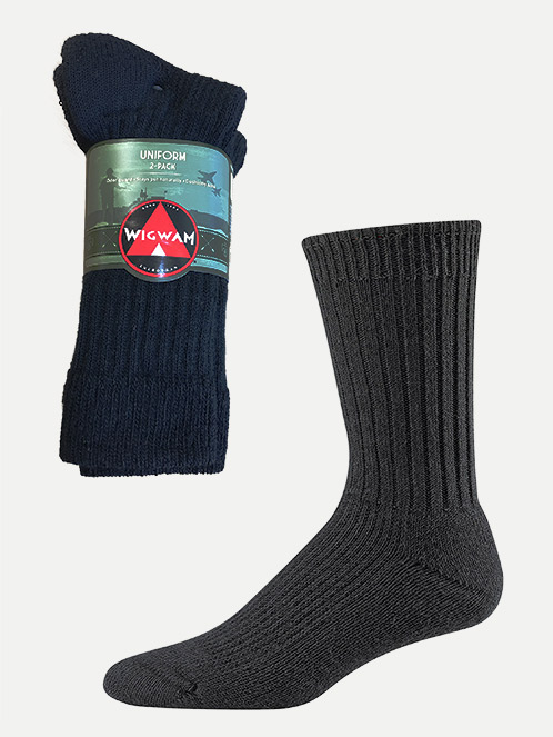 Wigwam Uniform Socks (2 Pack)