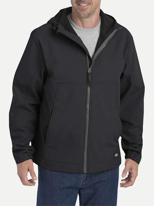 Dickies Flex Softshell Jacket with Hood