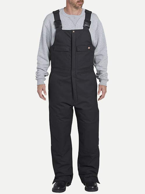 Dickies Sanded Duck Insulated Bib Overall