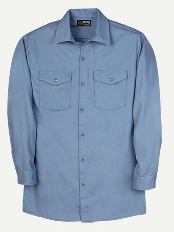 Big Bill 7 oz Westex™ Ultra Soft® Industrial Work Shirt