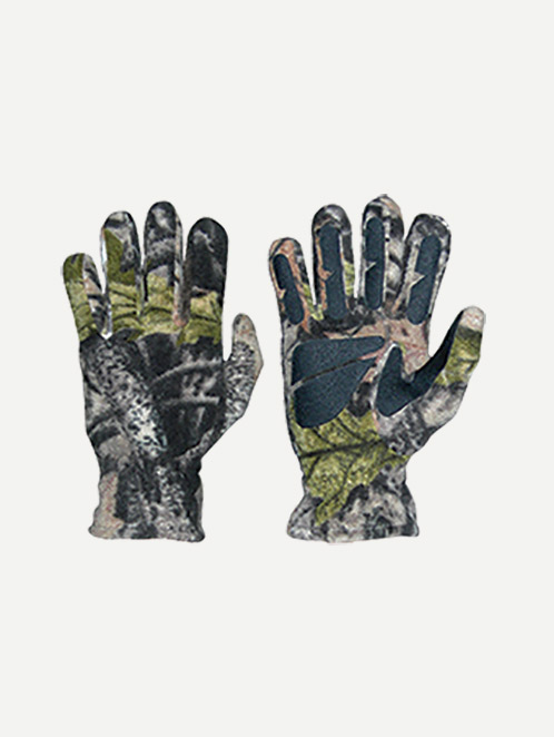 Big Bill Fleece Camouflage Gloves