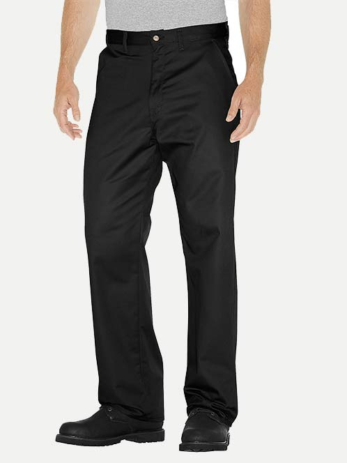 Dickies Relaxed Fit 100% Cotton Work Pant