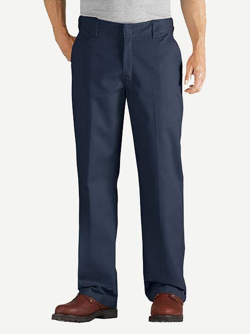 Dickies Relaxed Fit Comfort Waist Pant-Flex Fabric