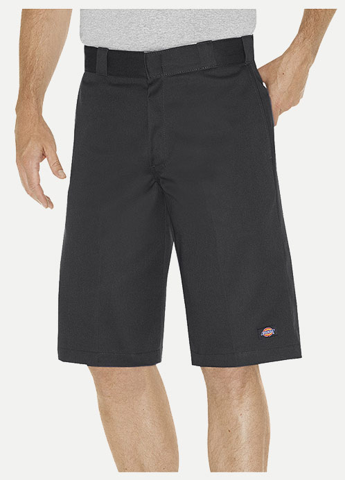 "Dickies Relaxed Fit 11"" Work Short-Flex Fit"