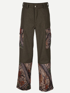 Big Bill Merino Wool Camo Cargo Pant
