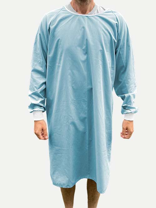 Protective Washable Patient Gown