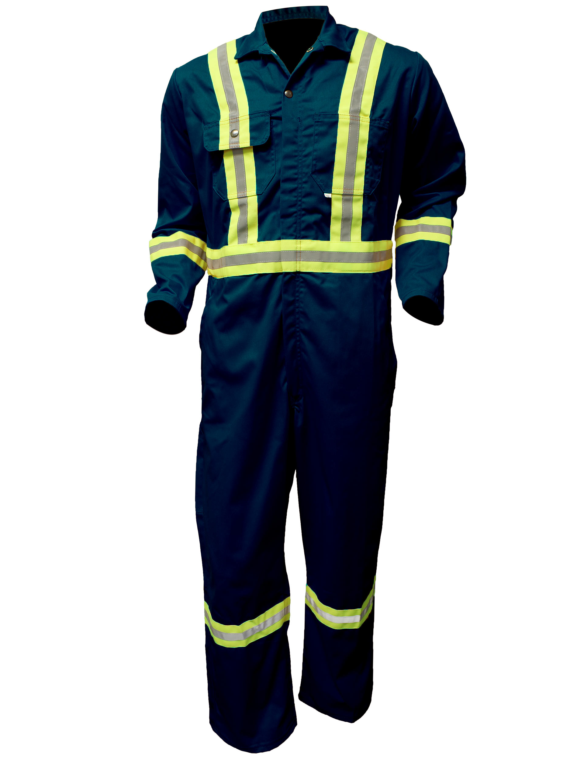 Big Al Hiviz 2 Quot Reflective Grosgrain Coverall 1655