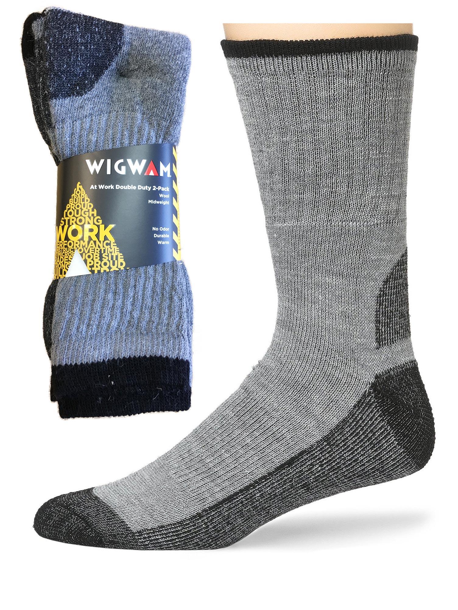 Wigwam At Work Double Duty Socks (2 pack) - S1350