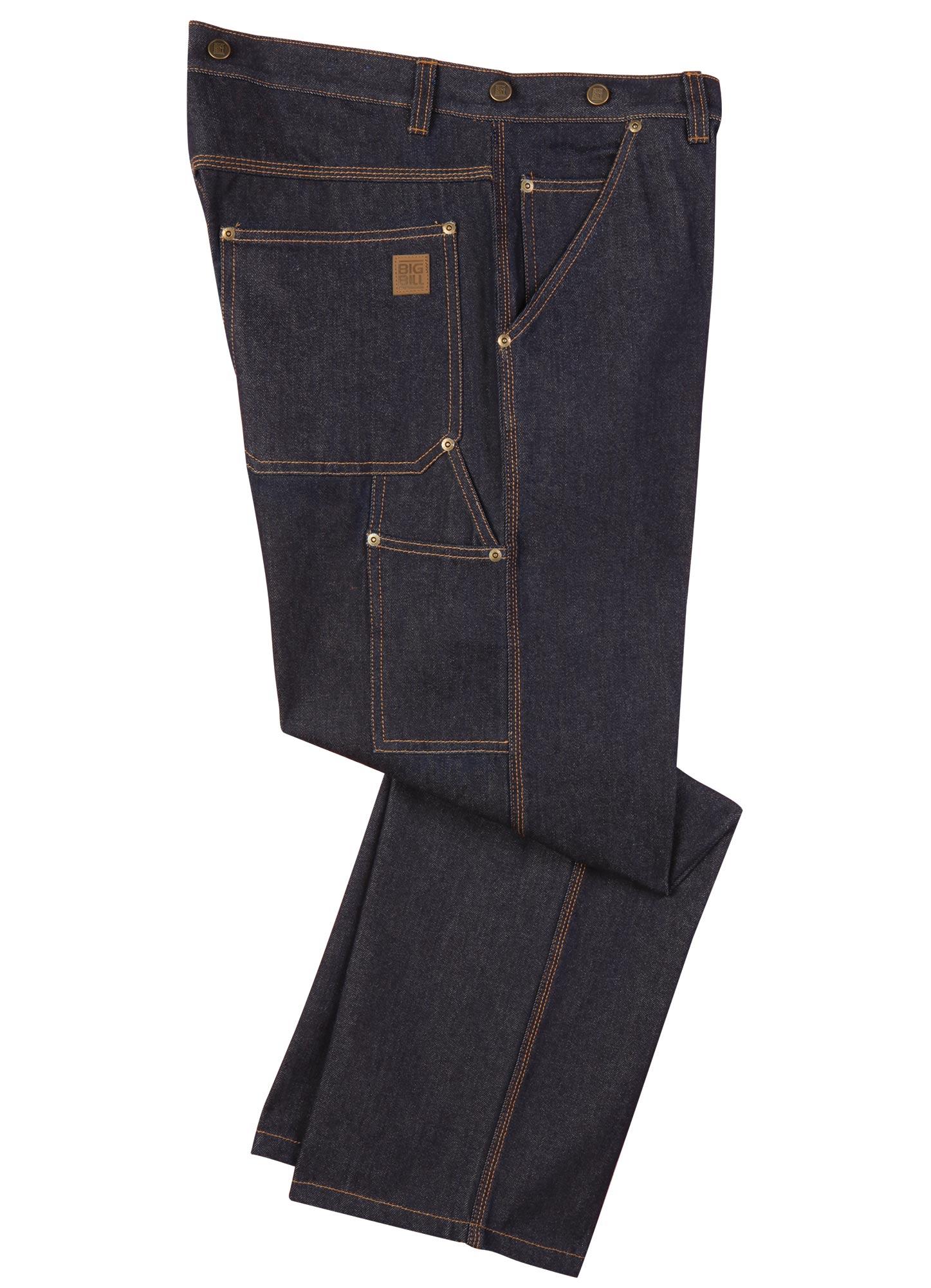 Big Bill Logger Fit Heavy Duty Jeans 1983x