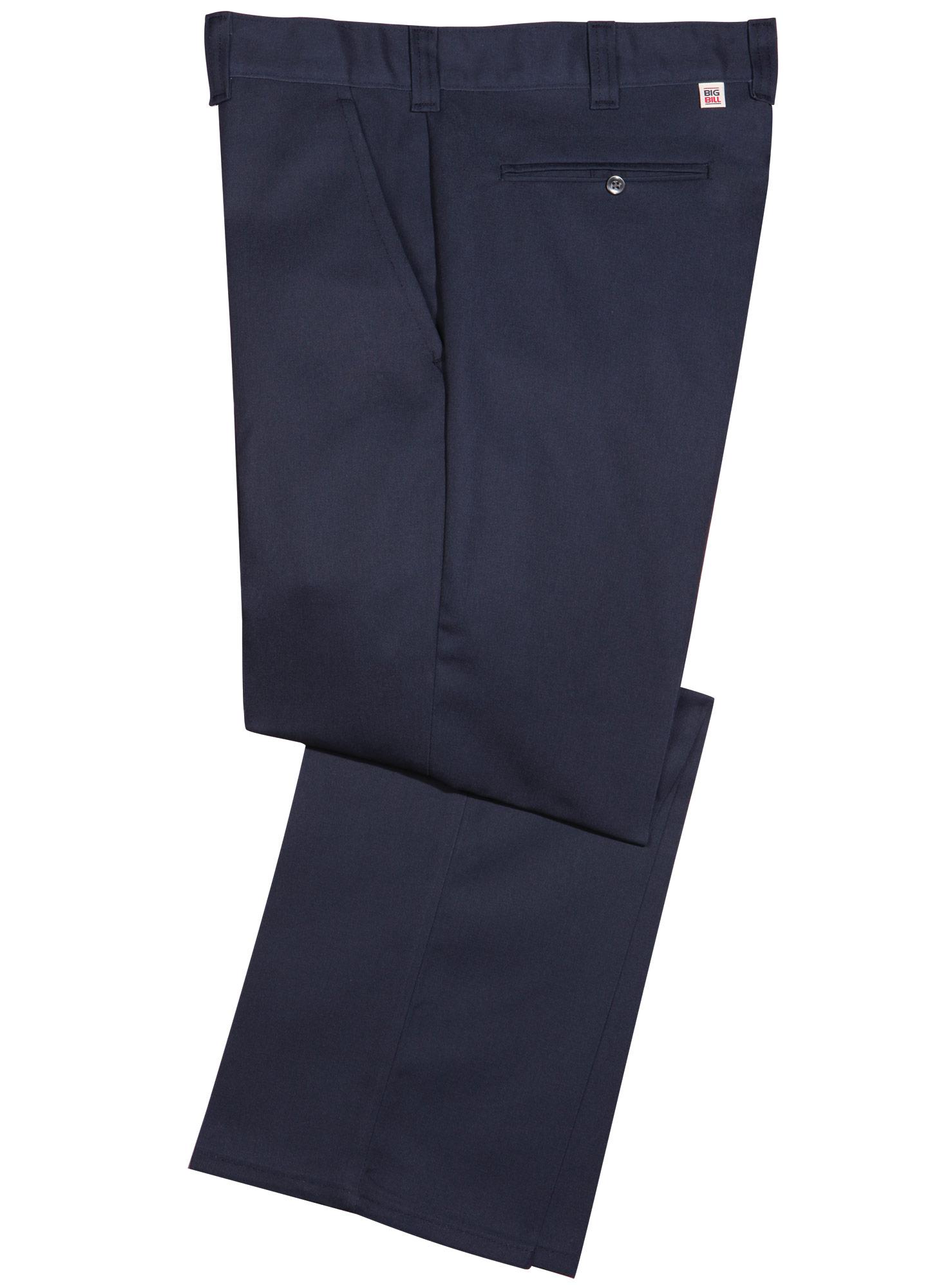 big bill pantalon de travail taille basse 2947. Black Bedroom Furniture Sets. Home Design Ideas