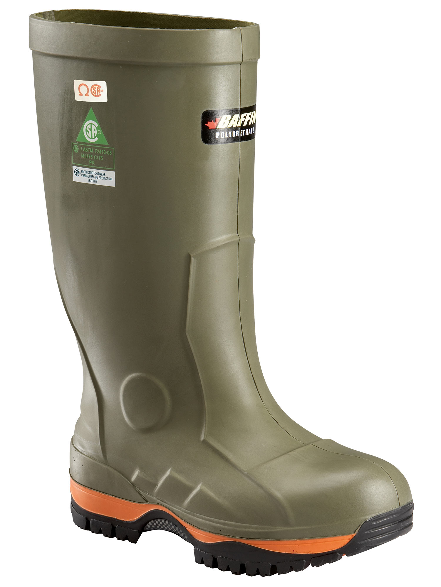 Baffin Ice Bear Stp Non Metallic Work Boots 51570000