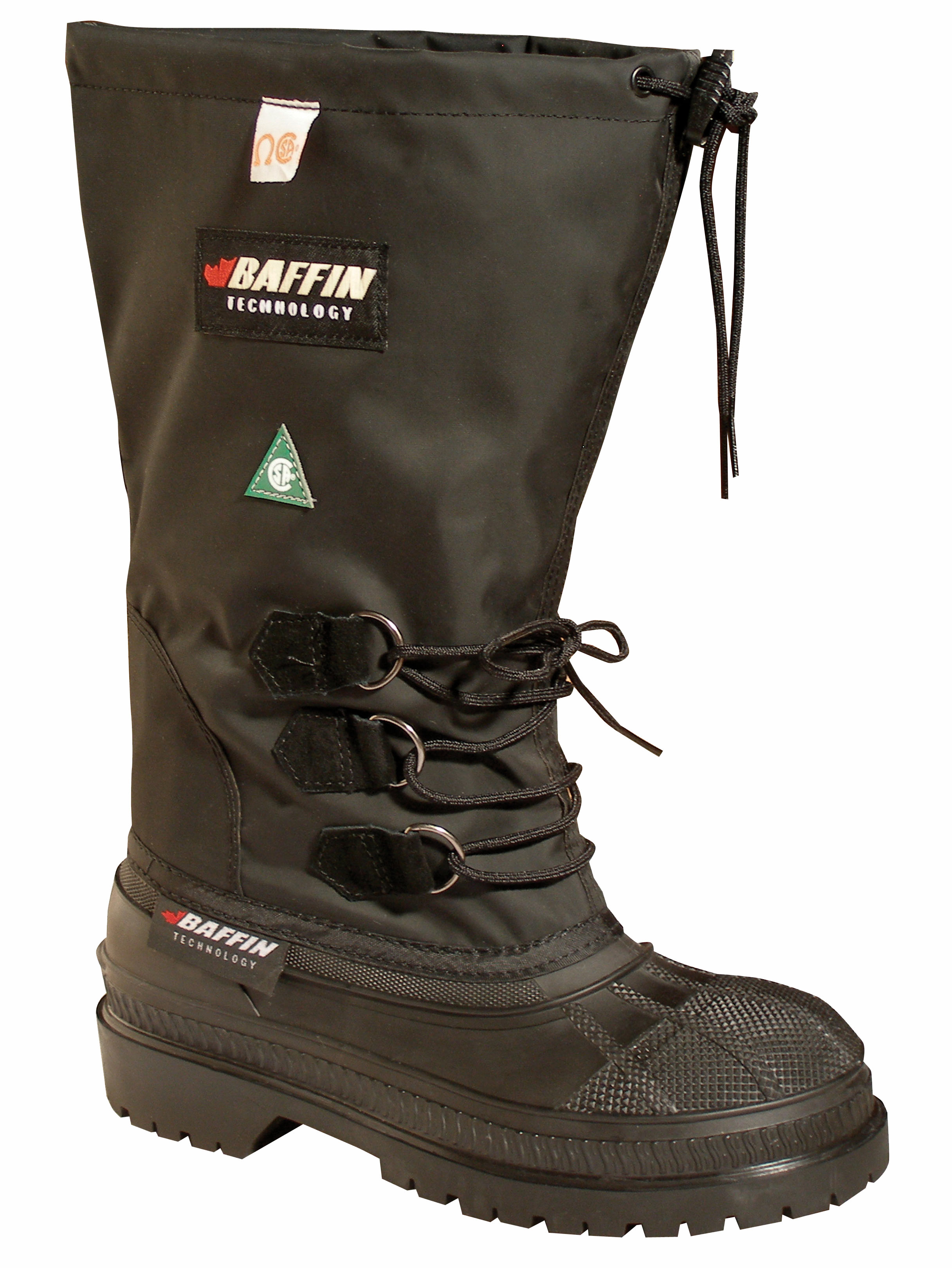 Baffin Oilrig Womens Extreme Cold Work Boots 8757