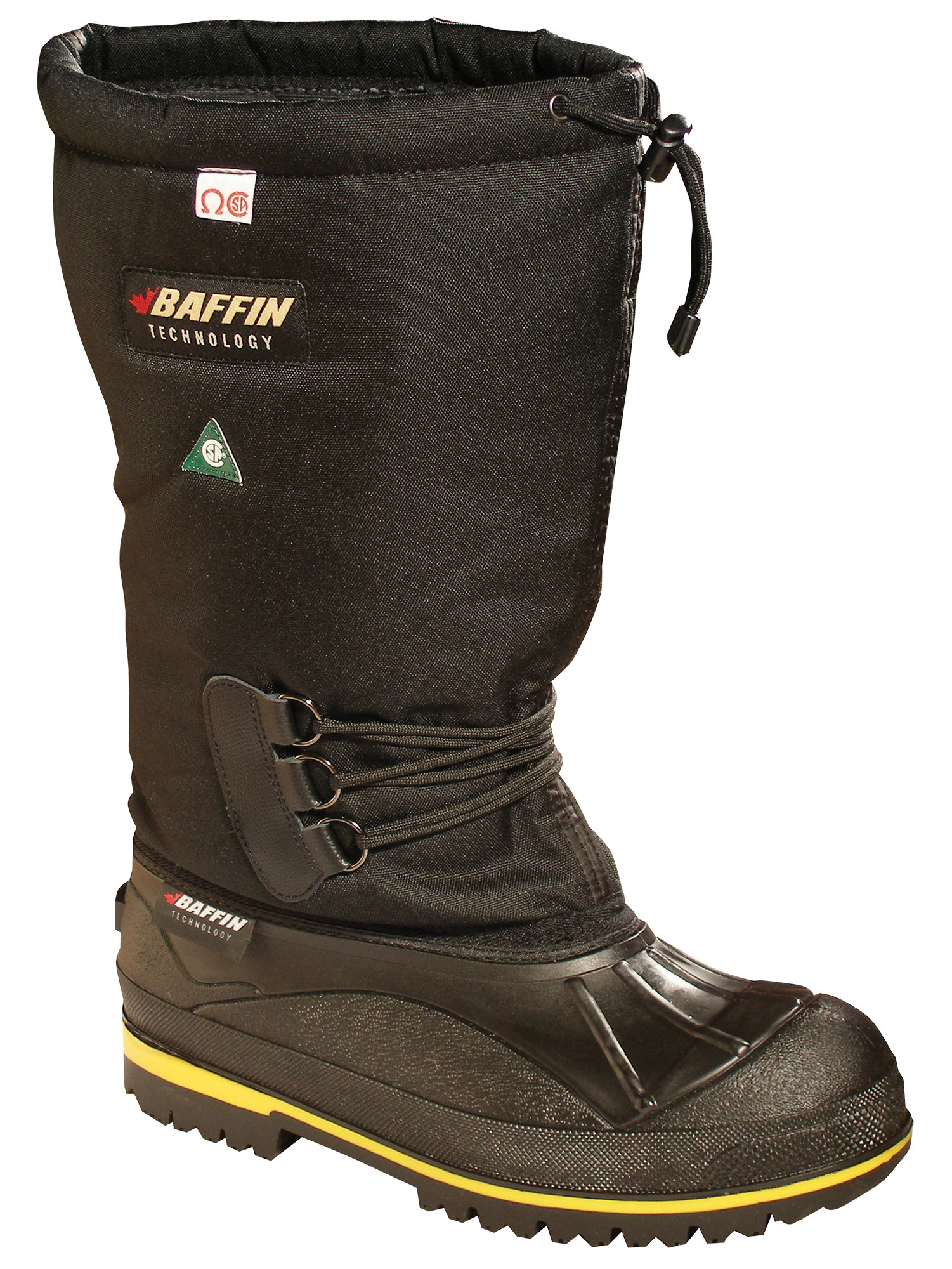 Baffin James Bay Mens Extreme Cold Work Boots 98570934