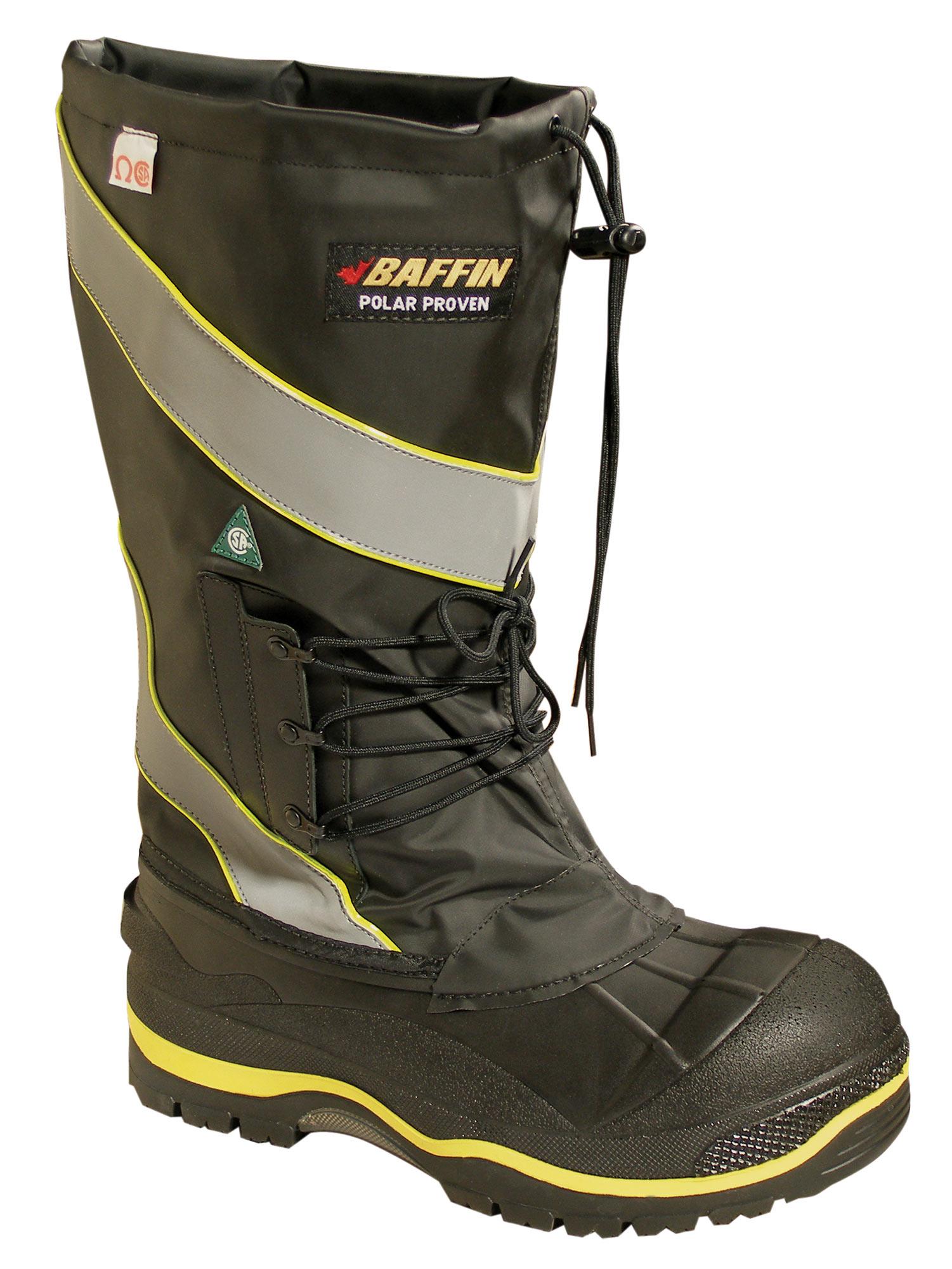 Baffin Derrick STP Work Boots - POLAMP02