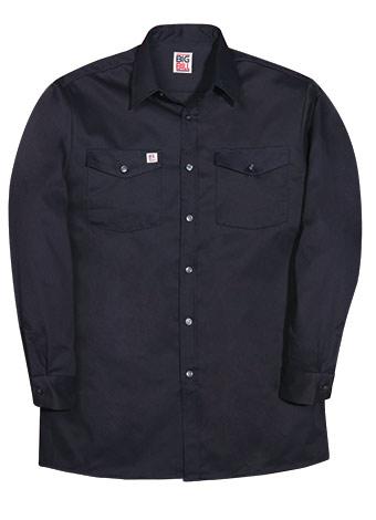 Big bill 100 cotton work shirt 100 for 100 cotton work shirts