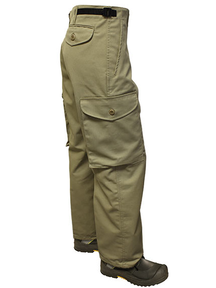 Big Al Tan Cargo Pants