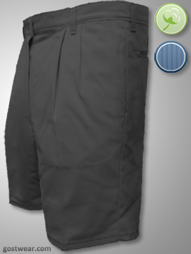 Big Al Grey Sport Bermuda Shorts